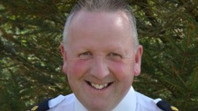 Inspector Mike Reid has been missing since Sunday