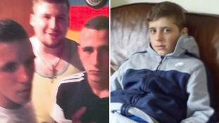 Jordan Watson: Trio jailed after murder of 14-year-old over love rivalry