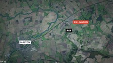 Appeal for witnesses following fatal collision near Malton