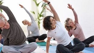 Alzheimer's Research UK launches Yoga for Alzheimer's nationwide