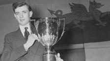 Wales Olympic medal winner John Disley dies
