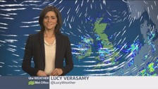 Weather: Another night of gusty winds