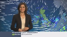 Weather: Winds waking some of us up once more