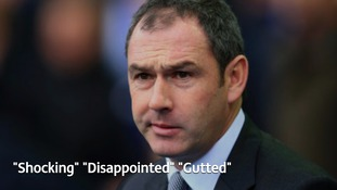 Your reaction as Paul Clement is sacked by Derby County