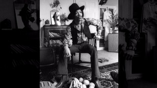 Hendrix wrote his famous 'The Wind Cries Mary' after him and Kathy had a row.