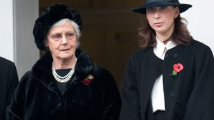 David Cameron's mother 'signs anti-cuts petition'