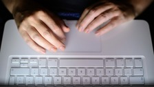 Third of cyber crime victims under 18