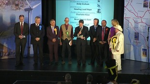 The Clacton by-election, 2014