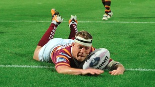 Giants hooker Robinson retires due to injury