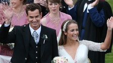 Andy Murray and wife Kim welcome baby girl