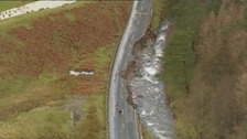 Repairs to major Lake District route A591 begin