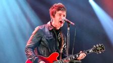 Noel Gallagher will perform with his solo-project 'The High Flying Birds'.
