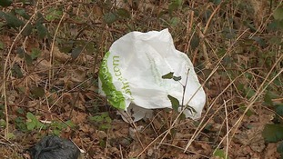 Flytipping is becoming an increasing problem according to The Forestry Commission.