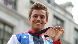 Picture Gallery: The West Country's Olympic and Paralympic stars enjoy victory parade