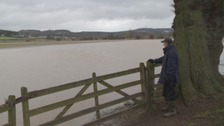 Calls for flood defences to protect Scottish Borders farmers