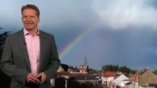 Simon has Tuesday's ITV Meridian weather