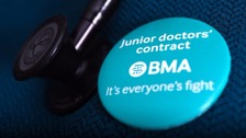 Junior doctors are set to strike from 8am
