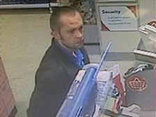Thief runs up £3,250 on stolen debit card