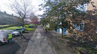 Hockley Road  in Wythenshawe