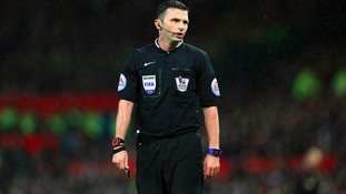 Northumberland's Michael Oliver to referee Capital One Cup Final