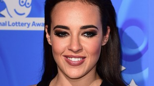 Stephanie Davis broke down in tears on television as she spoke about her battle with depression and taking an overdose