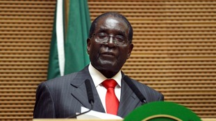A state of emergency in most rural parts of the country was declared on Friday by President Robert Mugabe.