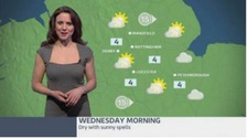 East Midlands weather: Dry with sunny spells