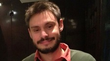 Giulio Regeni vanished in Cairo last month.