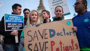 Junior doctors to strike after talks break down