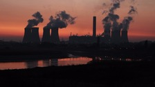 Fiddlers Ferry power plant