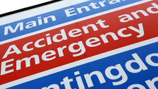 Surge in children admitted to A&E with mental conditions