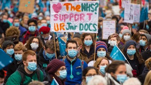 Junior doctors poised for second 24-hour walkout