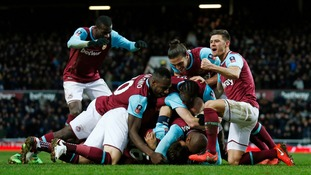 Bilic hails West Ham's FA Cup win over Liverpool as 'one of greatest nights in club's history'