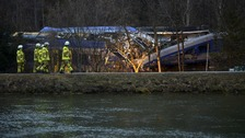 German train crash death toll reaches 11