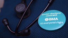 Junior doctors to stage second 24-hour strike