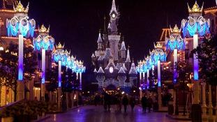 Britons shun Disneyland Paris following terror attacks