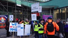 Junior doctors strike across West Country