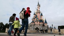 Britons shun Disneyland Paris following terror attacks