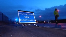 Police targeted drink and drug drivers over the festive period