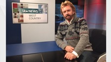 Noel Edmonds jokes about joining ITV West Country