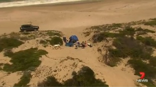 Australia: Backpackers 'kidnapped and attacked' in remote national park