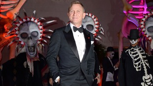 .Daniel Craig attending the Spectre after party