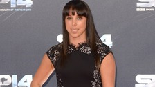 Beth Tweddle 'walks a few steps' after The Jump accident