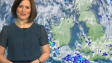 Amanda has the latest ITV Meridian weather