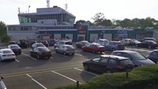 Jailed: Motorist who stabbed man in M6 services attack