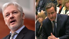 PM: Assange should 'end sorry saga' and leave embassy