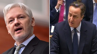 PM: Julian Assange should 'end sorry saga' and leave embassy to face rape allegations in Sweden