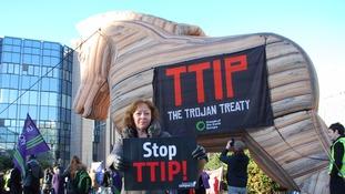 Jill Evans TTIP