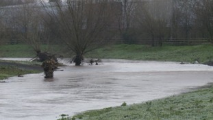 Emergency services attended the River Tone for several hours
