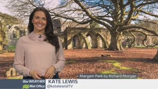 Wales weather: A largely dry afternoon with sunny spells
